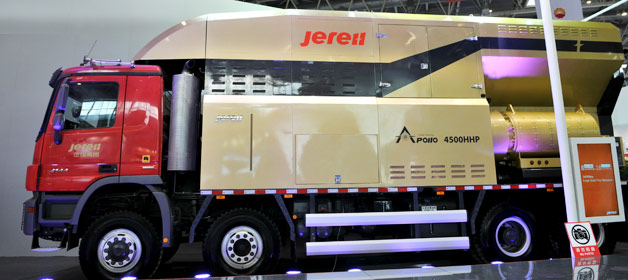 压裂车石油装备,石油石化技术装备- 全球石油化工网产品频道